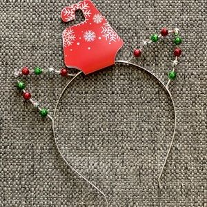 Jingle Bell Cat Ear Headband